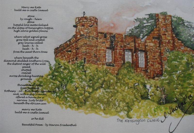 Kensington Castle Johannesburg South Africa