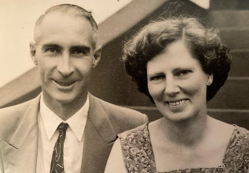 Raymond and Iris Aitchison