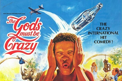 The Gods Must Be Crazy South African movie