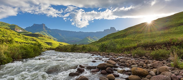 Underberg South Africa