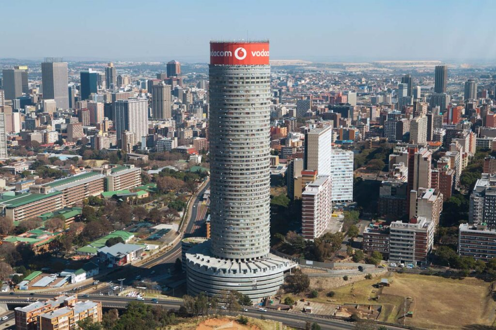 Ponte Hillbrow South Africa