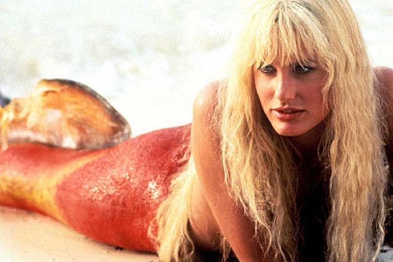 Mermaid Darryl Hannah