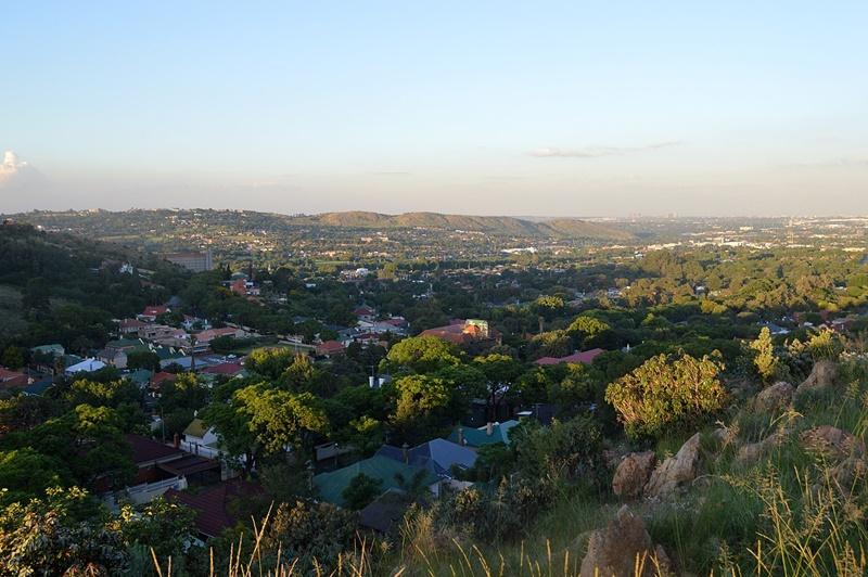Kensington suburb Johannesburg South Africa