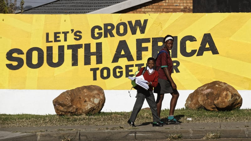 The New South Africa